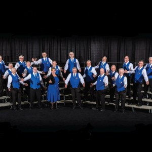 The Puget Sounders Barbershop Chorus - A Cappella Group / Barbershop Quartet in Olympia, Washington