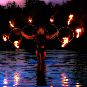 The PyroFlys - Fire Performer / Fire Eater in Toronto, Ontario