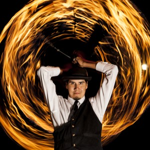 The Pyroneer - Fire Performer in Toronto, Ontario