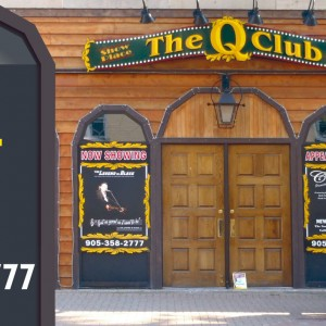 The Q Club - Rock & Roll Singer in Niagara Falls, Ontario