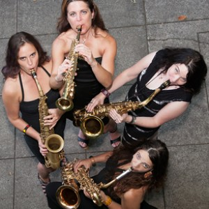 The Quadraphonnes - Party Band / Jazz Band in Portland, Oregon