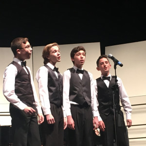 The Quartertones - Barbershop Quartet in West Palm Beach, Florida