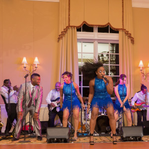 The Queens Court - Party Band / R&B Group in Charlotte, North Carolina