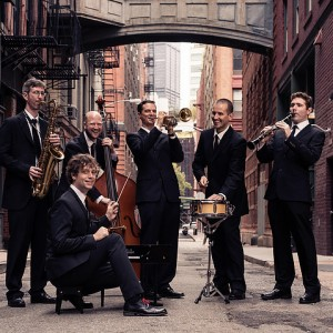 The Queen's Cartoonists - Americana Band in New York City, New York