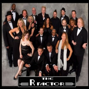 The R Factor - Cover Band / Big Band in Minneapolis, Minnesota