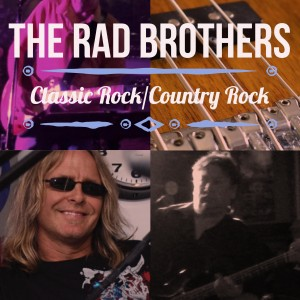 The RAD Brothers - Classic Rock Band in Calgary, Alberta