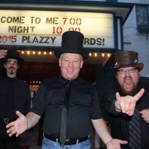 The Rad Hatters - Rock Band in Calgary, Alberta