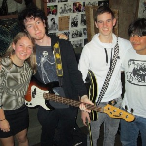 The Ravens - Alternative Band in Berkeley, California