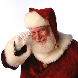 Santa Pat Lewis, Oregon's Number One Premier Santa - Santa Claus / Voice Actor in Portland, Oregon