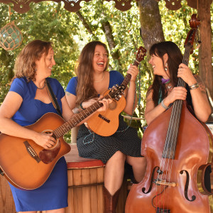 The Real Sarahs - Acoustic Band in Boonville, California