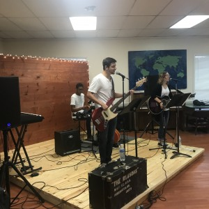 The Reasons Worship - Christian Band in Wiggins, Mississippi