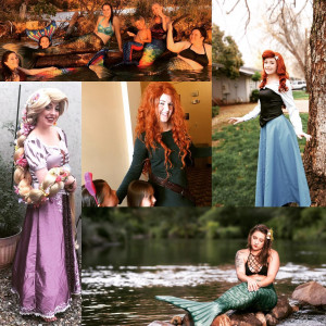 The Redding Mermaid Impersonations - Mermaid Entertainment / Princess Party in Redding, California