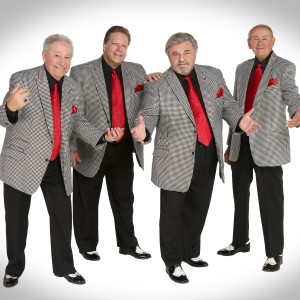 The Reflections - Oldies Music / Doo Wop Group in Detroit, Michigan