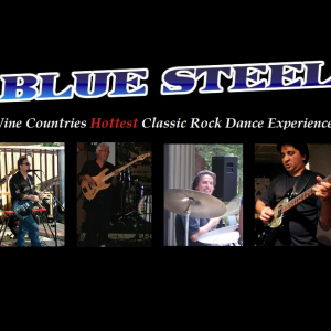 Blue Steel - Classic Rock Band / 1980s Era Entertainment in Santa Rosa, California