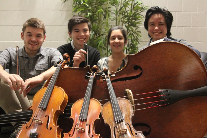 Hire The Rêveuse String Quartet - String Quartet in