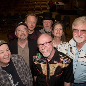 The Rhythm Rangers - Americana Band in Santa Rosa, California