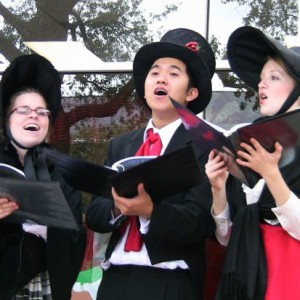 The Richmond Carolers - Christmas Carolers / A Cappella Group in Houston, Texas
