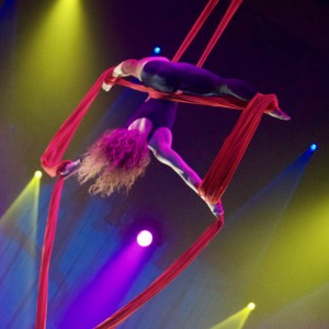 The Rising- Circus Company - Aerialist in Victoria, British Columbia