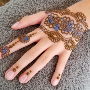 the Roaming Artist - Henna Tattoo Artist / Temporary Tattoo Artist in Delta, British Columbia