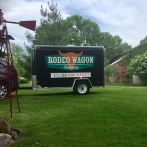 The Rodeo Wagon - Caterer / Food Truck in Sun Prairie, Wisconsin