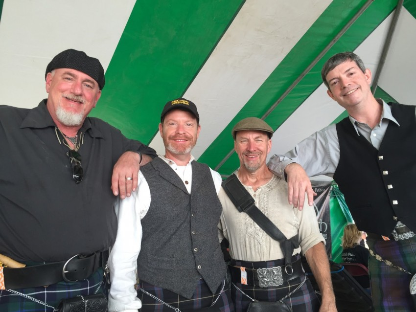 Hire The Rogues - Celtic Music in Baltimore, Maryland