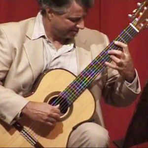 The Romantic Guitar - Classical Guitarist in Santa Fe, New Mexico