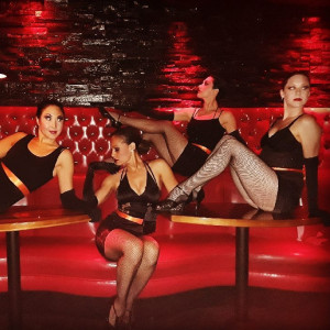 The Rosebuds - Burlesque Entertainment / Oldies Music in Los Angeles, California