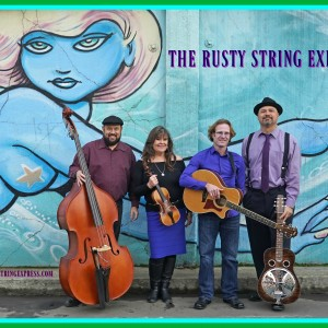 The Rusty String Express - Acoustic Band / Americana Band in Oakland, California