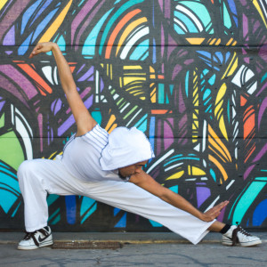 The Sacred Gs - Hip Hop Dancer / Street Performer in Portland, Oregon
