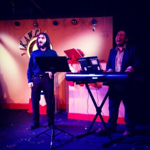 The Sam and Tony Show - Singing Pianist in Los Angeles, California