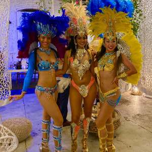 "The ""Samba Novo"" Band Brasilian Music and dance - Samba Dancer / Brazilian Entertainment in New York City, New York"