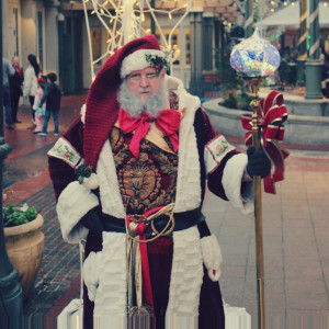 The Santa Six - Santa Claus in New Orleans, Louisiana