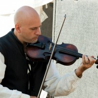 The Sasanach - Celtic Music / Strolling Violinist in York, Pennsylvania