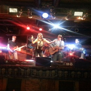 The Savannah Alday Band