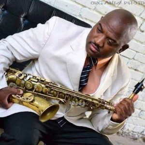 "The ""Sax Man"" Dwan Bosman"