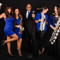 The Saxations - Pop Music / Rat Pack Tribute Show in San Diego, California