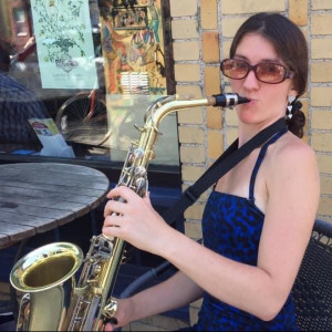 The Saxophone Girl - Saxophone Player in Cranston, Rhode Island