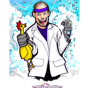 The Science Wizard - Science Party in Sacramento, California