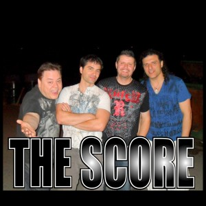 The SCORE - Cover Band in Vancouver, British Columbia