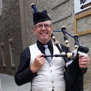 The Scottish Piper, Weddings, Funerals - Bagpiper in Guelph, Ontario