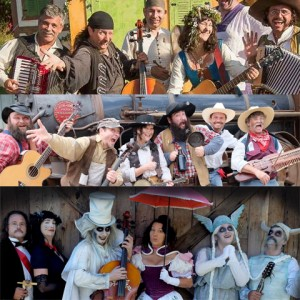 Themed Musical Entertainment: Pirates, Old West & Halloween - Variety Entertainer in San Francisco, California