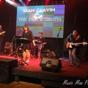 Sean Clavin and The Dirty Truth - Blues Band in Springfield, Missouri