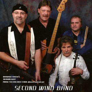 The Second Wind Band - Dance Band / Southern Rock Band in Greensburg, Pennsylvania