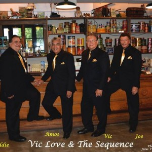 The Sequence Vocal Group - Oldies Music / Tribute Band in San Antonio, Texas