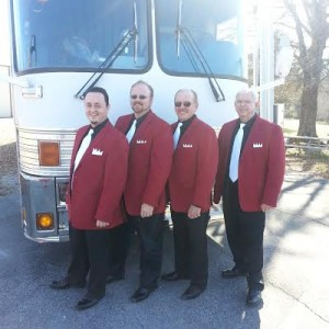The Servants Quartet - Southern Gospel Group in Ripley, Mississippi