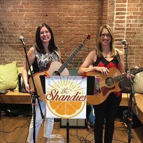 hire the shandies acoustic band in springfield missouri. Black Bedroom Furniture Sets. Home Design Ideas