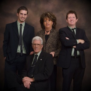 The Shannons - Southern Gospel Group in Muncie, Indiana