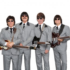 The Silver Beatles - Beatles Tribute Band in Carlsbad, California