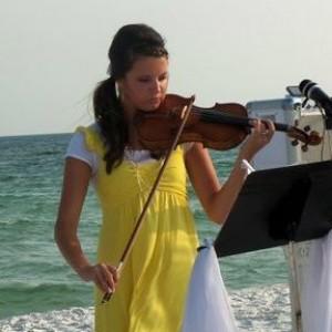 The Singing Violinist