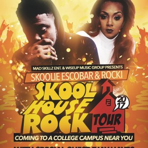 The Skool House Rock Tour - Hip Hop Artist in Birmingham, Alabama